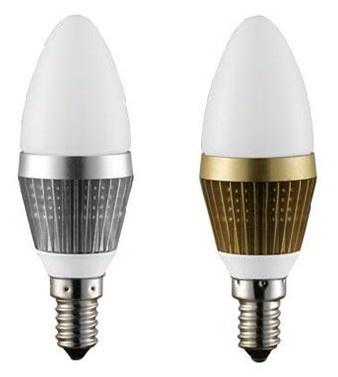 3w led 蜡烛灯泡